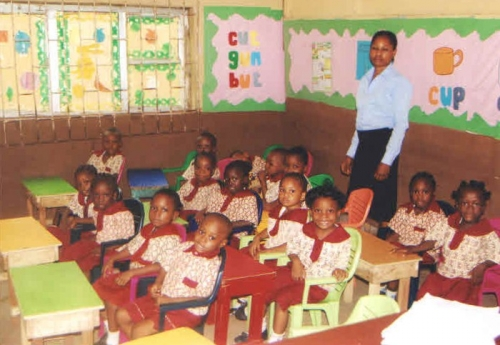 nursery and primary school business plan