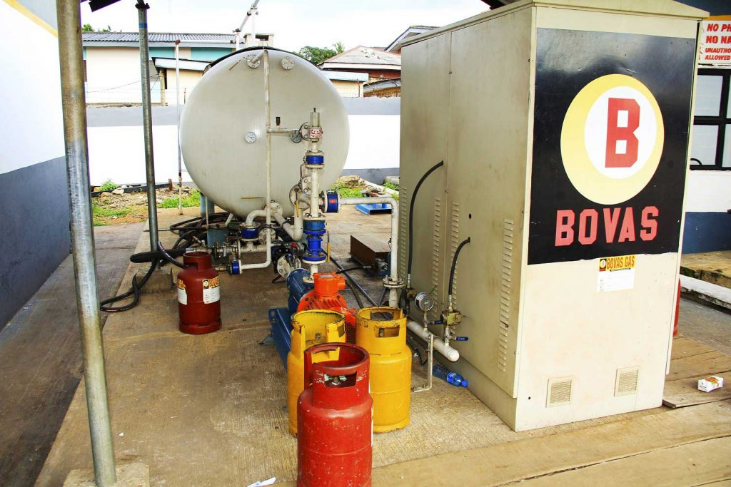 Cooking Gas Plant Business Plan In Nigeria PDF